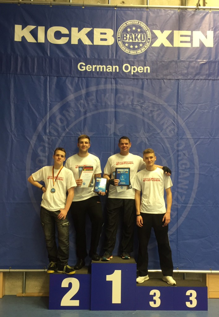 Gruppenfoto German Open1