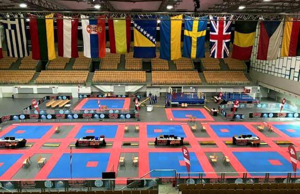 kickboxen Austrian classic 2017